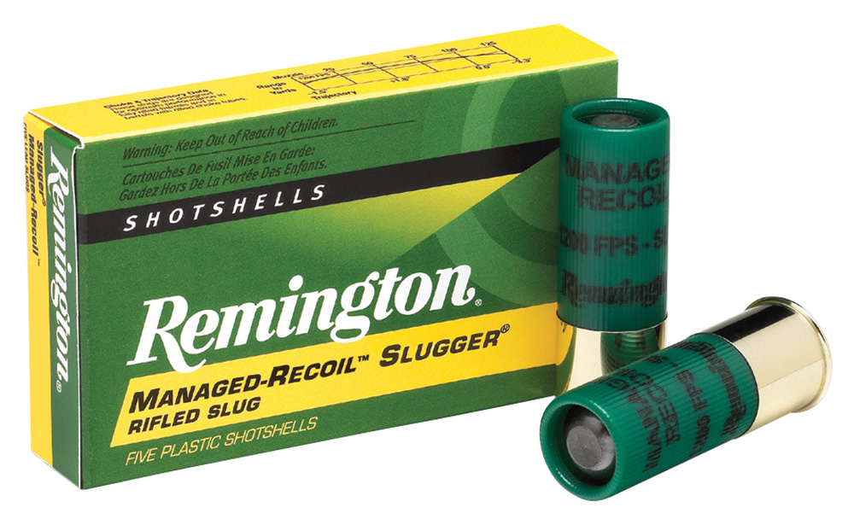 Remington Ammunition RL12RS Slugger 12 Gauge 2.75