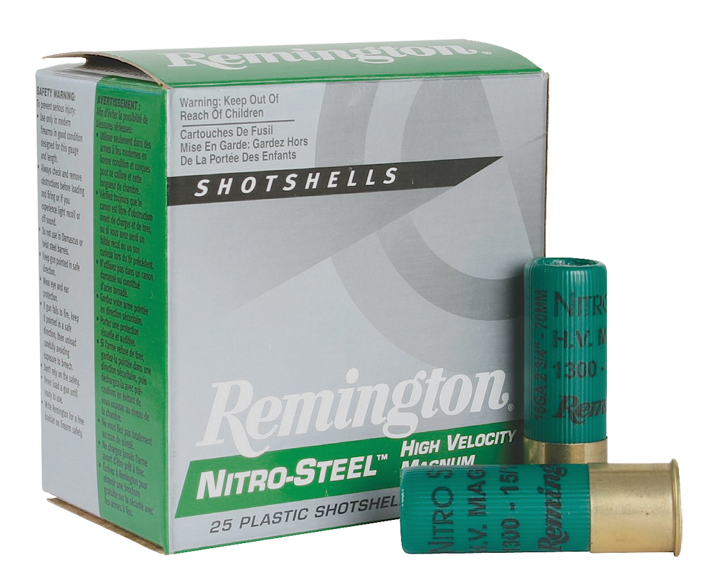 Remington NS16HV4 Nitro Steel Shotshells 16 ga 2.75