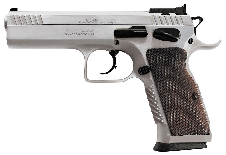 Tanfoglio 600615 Witness Elite Stock II 10mm Auto 4.50