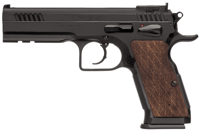 Tanfoglio 600580 Witness Elite Stock III 10mm Auto 4.75