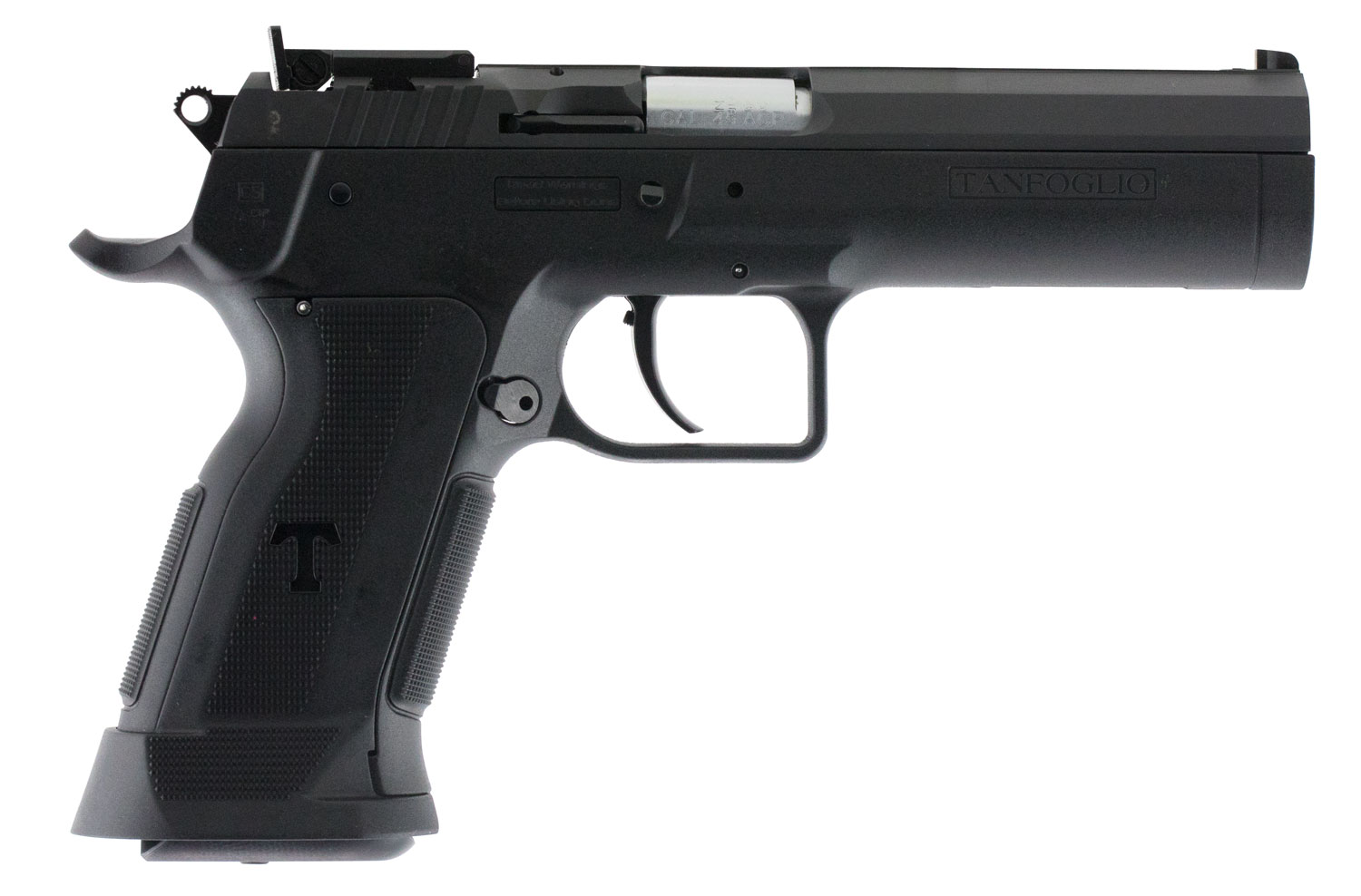 EAA WIT P MATCH 45ACP BLK 10RD 4.75