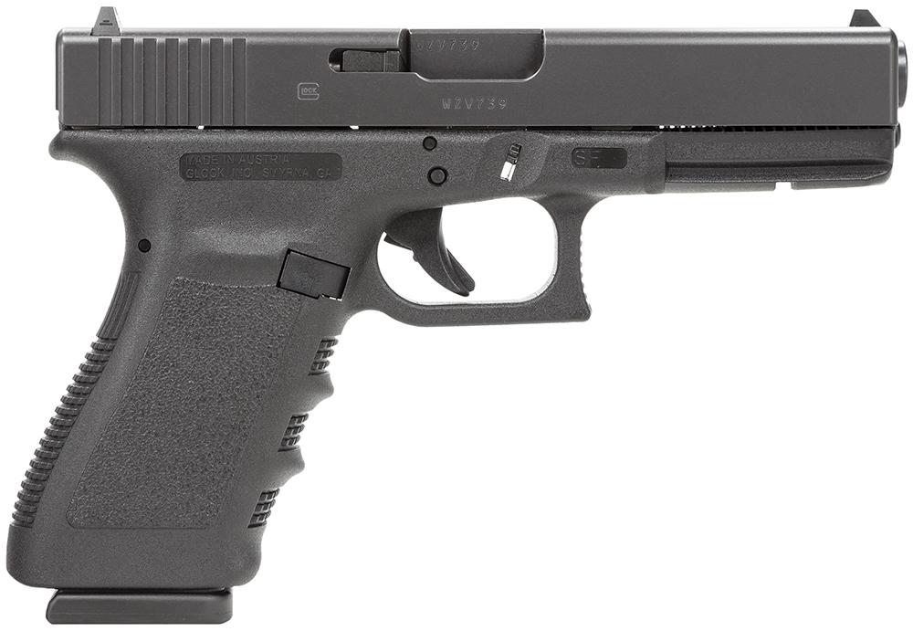 Glock PF2050201 G20 Short Frame Double 10mm 4.6