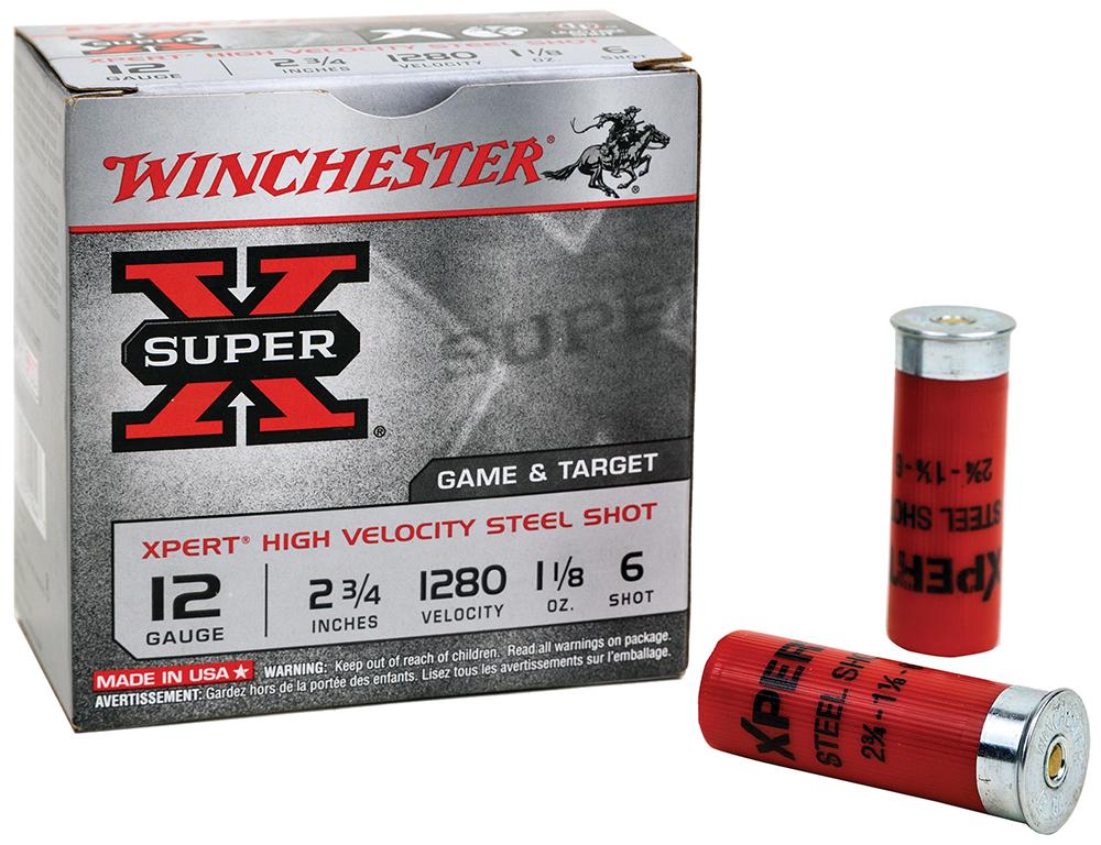 Winchester Ammo WE12GTVP6 Expert 12 Gauge 2.75