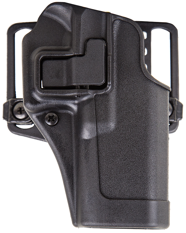 Blackhawk 410507BKL Serpa CQC Concealment LH Matte Finish 07 Springfield XD Compact Polymer Black
