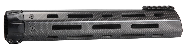 TacStar 1081115 AR Rifle Carbon Fiber Handuard Black 10