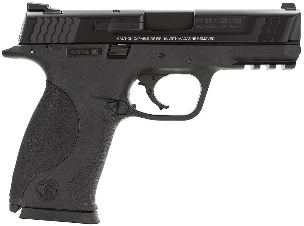 Smith & Wesson 109356 M&P 45 *MA Compliant* Double 45 Automatic Colt Pistol (ACP) 4.5