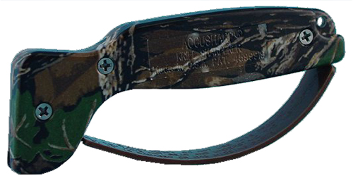 Accusharp 005 Camo Sharpener Diamond Tungsten Carbide Plastic Handle