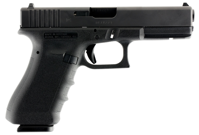Glock PT1750203 G17 Gen3 RTF 9mm Luger 4.48