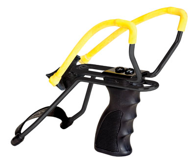 Daisy P51 Slingshot Flex Wrist Support Black/Yellow