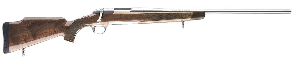 Browning 035235231 X-Bolt Medallion White Gold  Bolt 338 Winchester Magnum 26