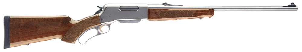 Browning 034018148 BLR Lightweight Stainless with Pistol Grip Lever 270 Winchester Short Magnum (WSM) 22