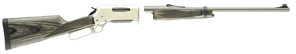 Browning 034015124 BLR Lightweight 81 Stainless Takedown Lever 270 Winchester 22