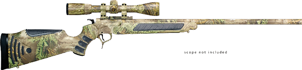 T/C Arms 28205668 Encore Pro Hunter Predator Break Open 22-250 Rem 28