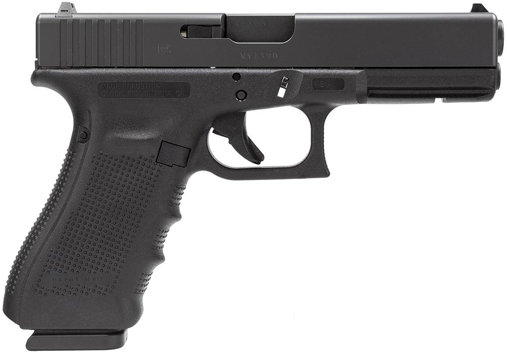 Glock PG2250203 G22 Gen 4 Double 40 Smith & Wesson (S&W) 4.48