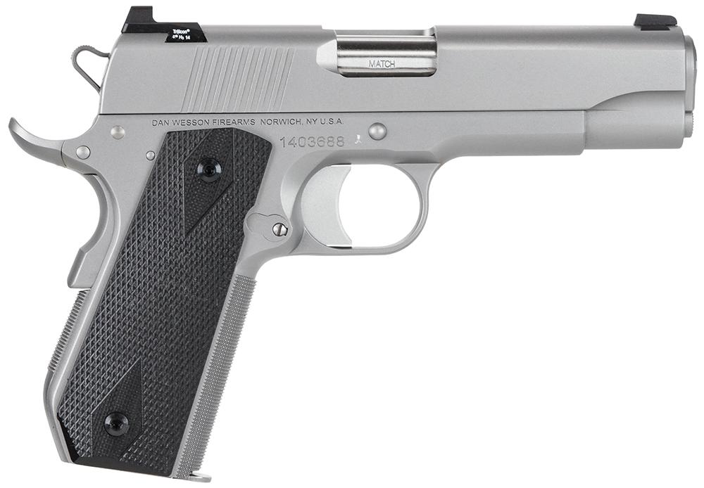 Dan Wesson 01982 DW V-BOB 45 ACP 4.25