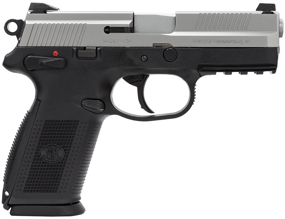 FNX-40 40SW SS 14+1 FS SFTY  -