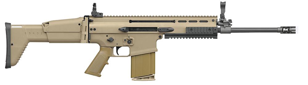 SCAR 17S 308WIN FDE 16 20RD -