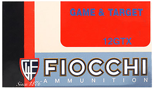Fiocchi 12GTX187 Game and Target 12 Ga 2.75