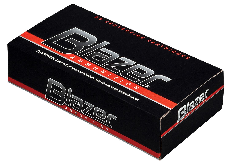 CCI 3509 Blazer   9mm Luger 115 GR Full Metal Jacket 50 Bx/ 20 Cs