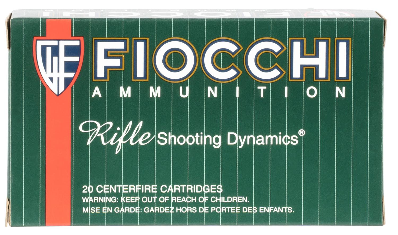 Fiocchi 22250B PSP 22-250 Remington Pointed Soft Point 55 GR 20Bx/10Cs