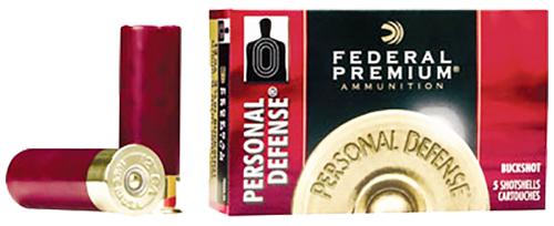 Federal PD2564B Premium Personal Defense 20 Gauge 2.75