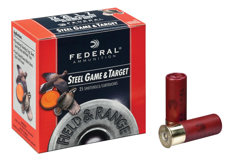 Federal FRS2837 Target Field & Range  28 Gauge 2.75