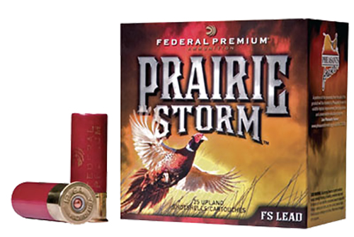 Federal PF154FS6 Prairie Storm FS Lead  12 Gauge 2.75
