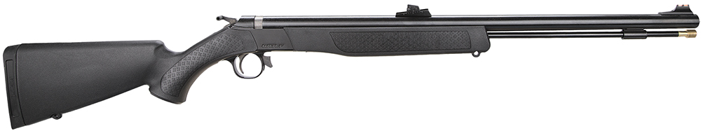CVA Wolf Muzzleloader  <br>  Black .50 cal.