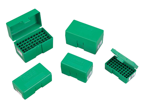 RCBS AMMO BOX SMALL RIFLE GREEN