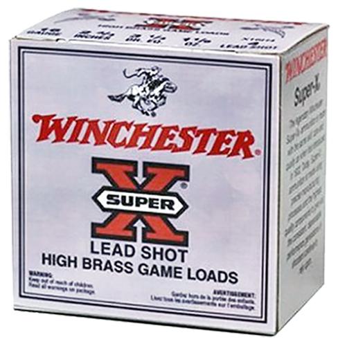 Winchester Ammo X16H7 Super-X High Brass Game 16 Gauge 2.75