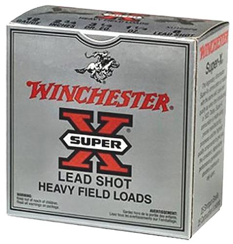 Winchester Ammo XU12H6 Super-X Game & Field 12 Gauge 2.75