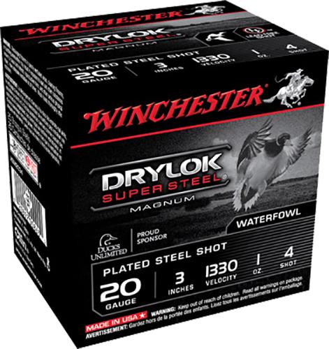 Winchester Ammo XSM2034 Drylock 20 Gauge 3