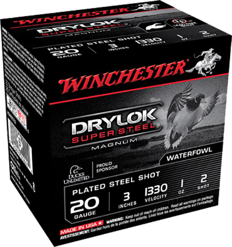 Winchester Ammo XSM2032 Drylock 20 Gauge 3