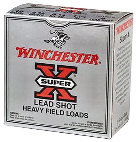 Winchester Ammo XU12SP8 Super-X Game & Field 12 Gauge 2.75