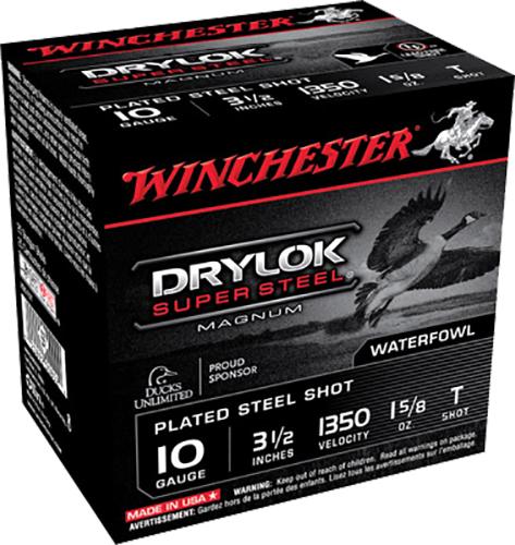 Winchester Ammo XSC10T Drylock 10 Gauge 3.5