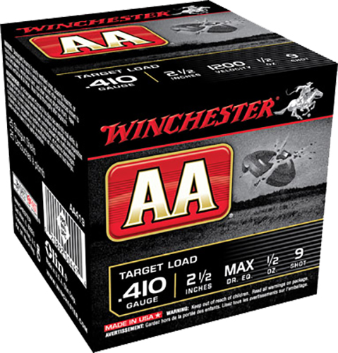 Winchester Ammo AA419 AA Target Loads 410 Gauge 2.5