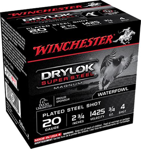 Winchester Ammo XS204 Drylock 20 Gauge 2.75