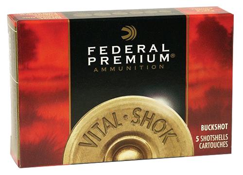 Federal P1564B Vital-Shok 12 Gauge 2.75
