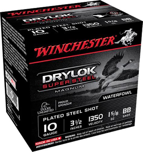 Winchester Ammo XSC10BB Drylock 10 Gauge 3.5