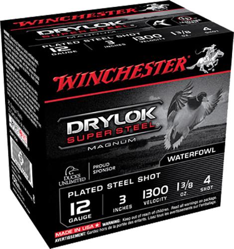 Winchester Ammo XSM1234 Drylock 12 Gauge 3