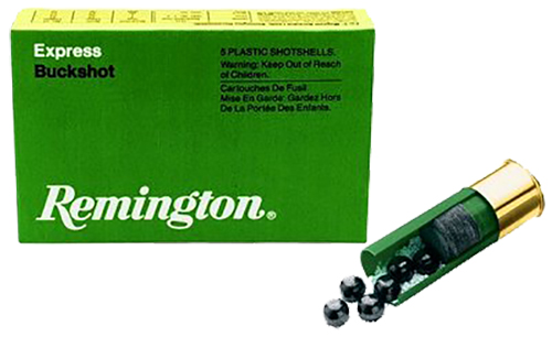 Remington Ammunition 12BK00 Express 12 Gauge 2.75