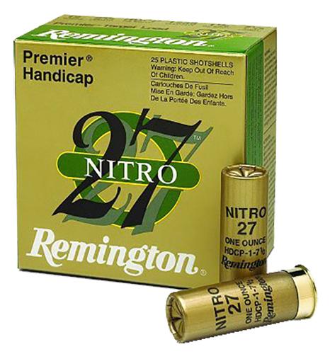 Remington Ammunition STS12NH8 Shot-to-Shot Target Load 12 Gauge 2.75