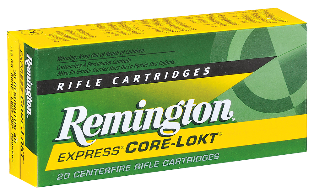 Remington Ammo R222R1 Standard 222 Rem 50GR Pointed Soft Point 20 Box/10 Case
