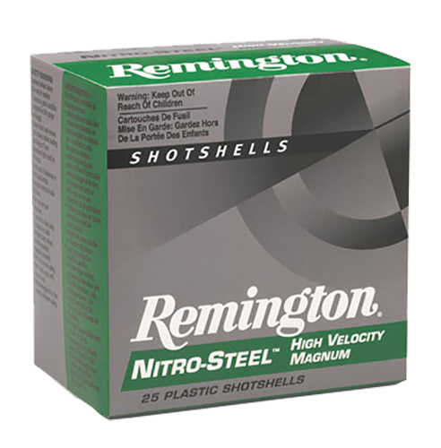 Remington NS12MB Nitro Steel Shotshells12 ga 3