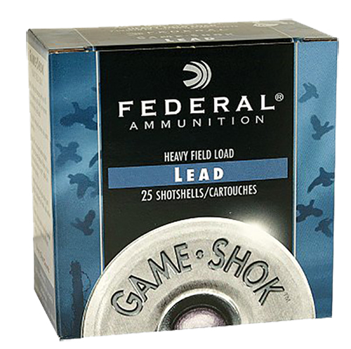 Federal H1256 Game-Shok Upland  12 Gauge 2.75