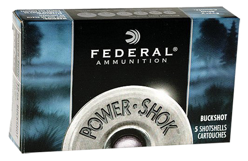 Federal H13200 Power-Shok 12 Gauge 2.75