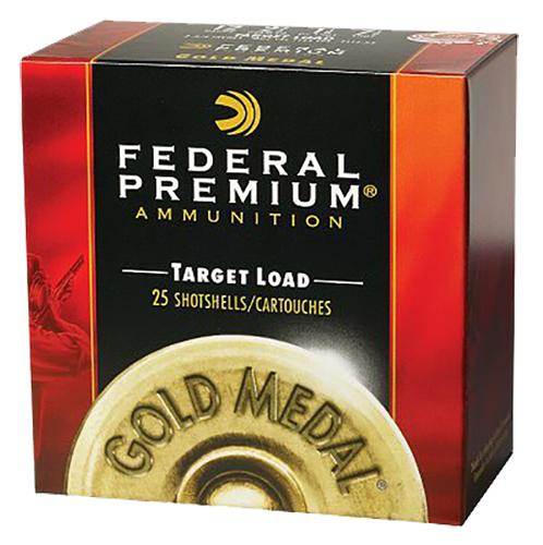 Federal T2068 Target Gold Medal Plastic  20 Gauge 2.75