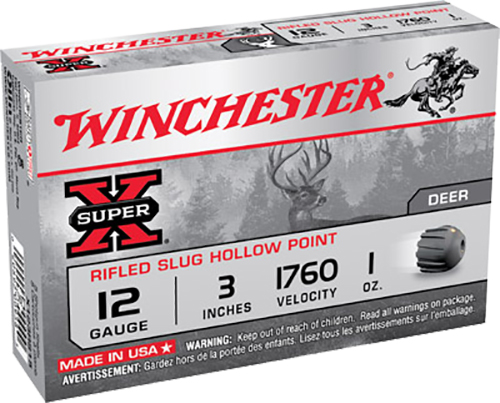 Winchester Ammo X123RS15 Super-X 12 Gauge 3
