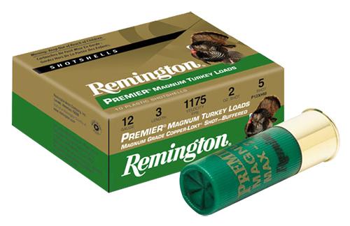 Remington Ammunition PHV12M4 Premier High-Velocity Magnum Turkey 12 Gauge 3