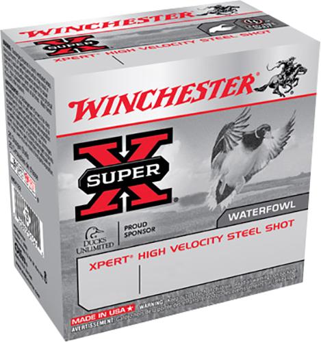 Winchester Ammo WEX124 Expert Hi-Velocity 12 Gauge 2.75